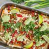 Recipe // Healthy Loaded Fries