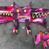 Crafty Halloween Bats