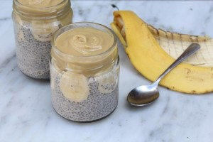 RECIPE_Salted Caramel Chia Pudding