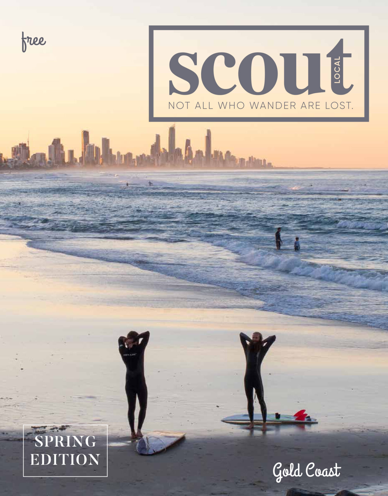 scout magazine vision cover