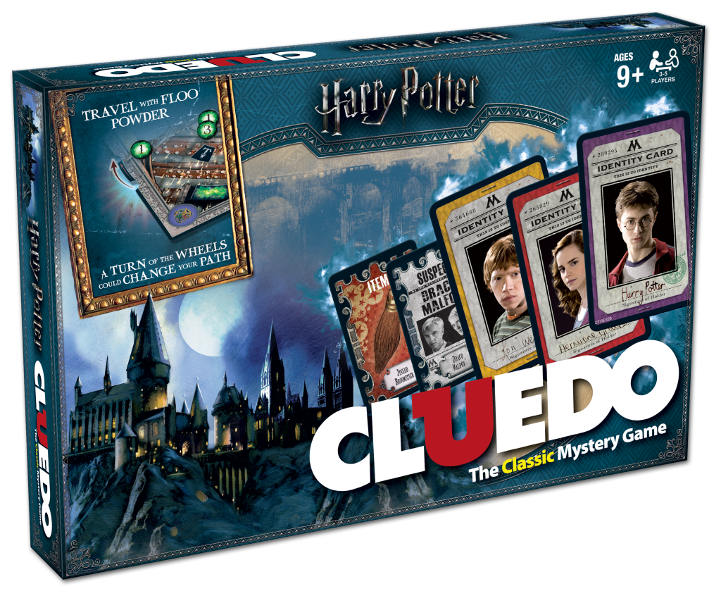 BLUE06_Harry Potter Cluedo