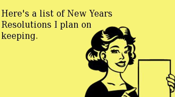 Are New Years Resolutions a Thing of the Past?