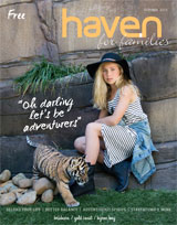 Haven Issue 54 cover