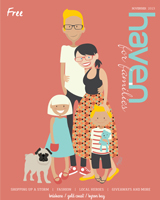 Haven Issue 55 cover