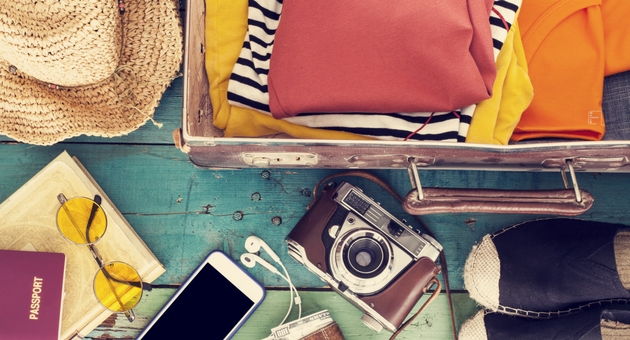 Summer Suitcase Essentials
