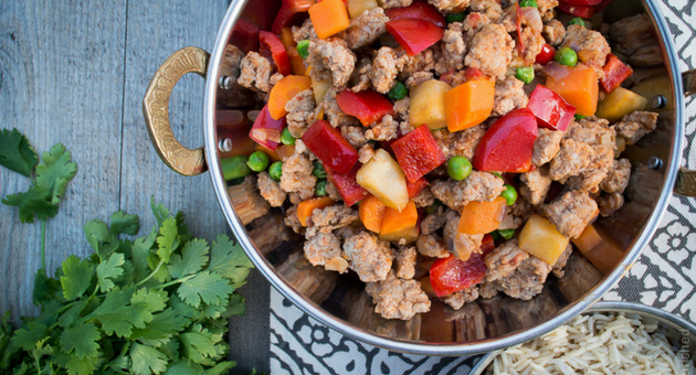 Recipe // Pork & Vegetable Stir-Fry