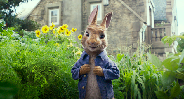 WIN // 1 of 30 Family Passes to see Peter Rabbit