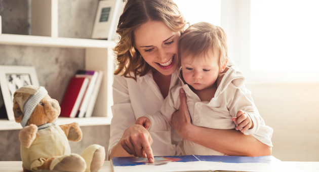 The Benefits of Reading Aloud to Our Babies, Toddlers and Children
