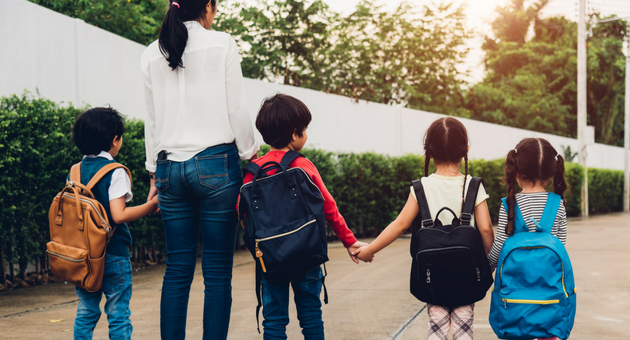 5 Ways to Prepare Your Child for School
