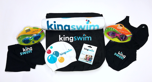 WIN // 1 x Kingswim Prize Pack with Free Swimming Lessons