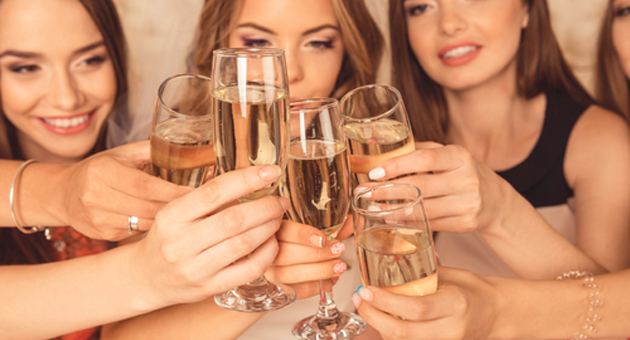 haven hub events // Girls Day Out High Tea