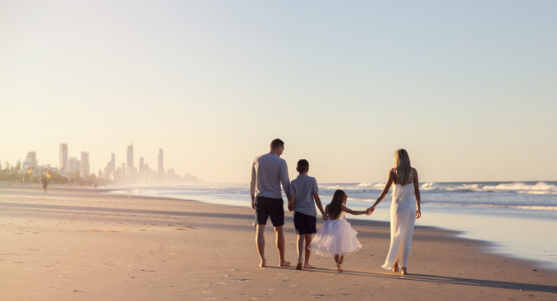 The Big Q // Where are Some of the Best Family-Friendly Places to Spend time on the Gold Coast?