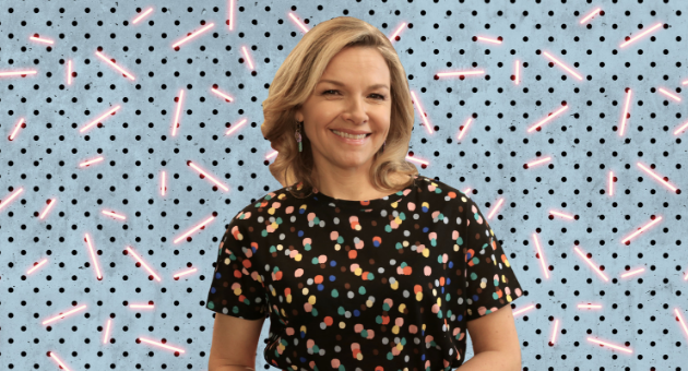 A Chat with Justine Clarke