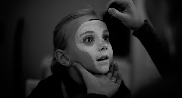Kids Halloween Makeup