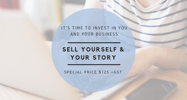 haven business hub // Sell Yourself & Your Story
