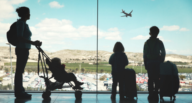 Travelling With Kids…