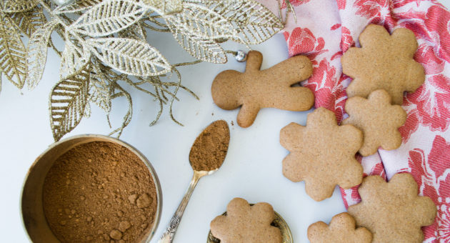 Recipe // Christmas Gingerbread (Spice and Biscuits)