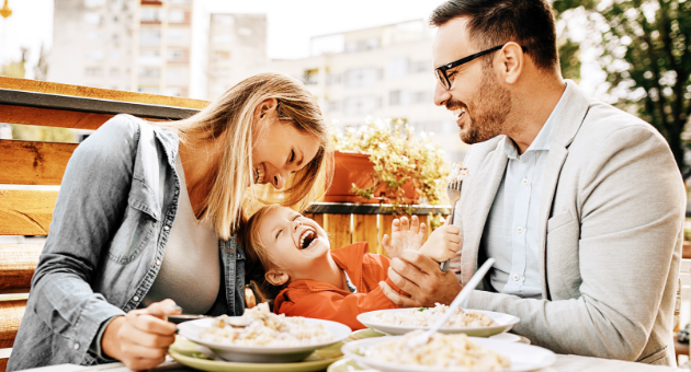 Five Family-Friendly Dining Ideas