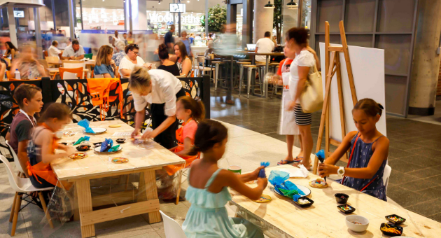Robina Town Centre is Your School Holiday Saviour