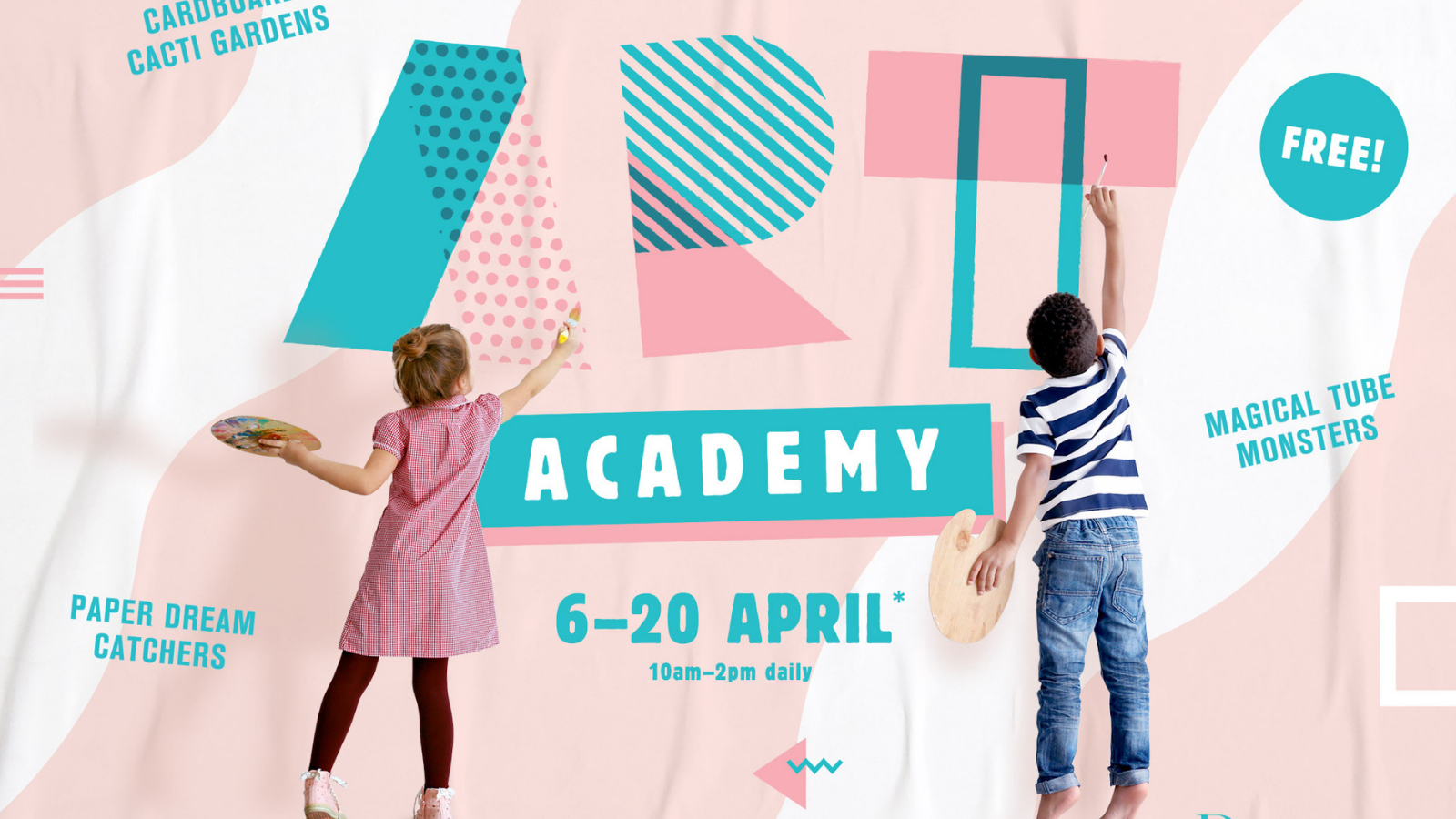 Get Arty with Art Academy