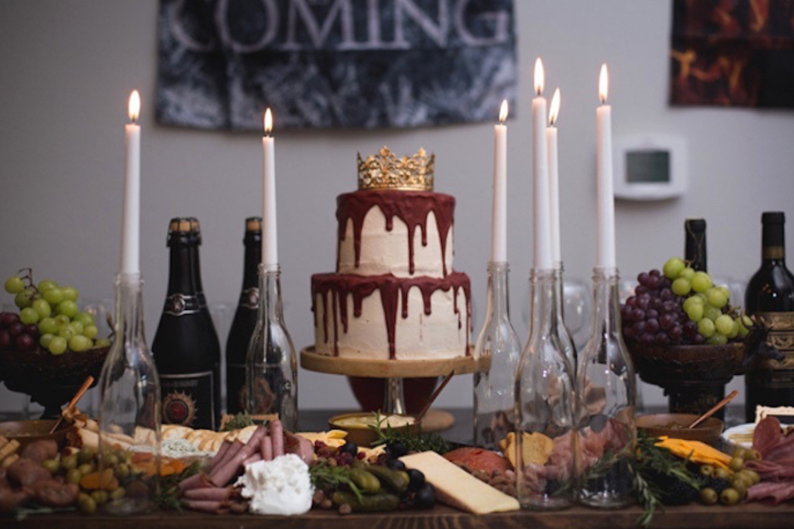 Throw The Ultimate Game of Thrones Viewing Party