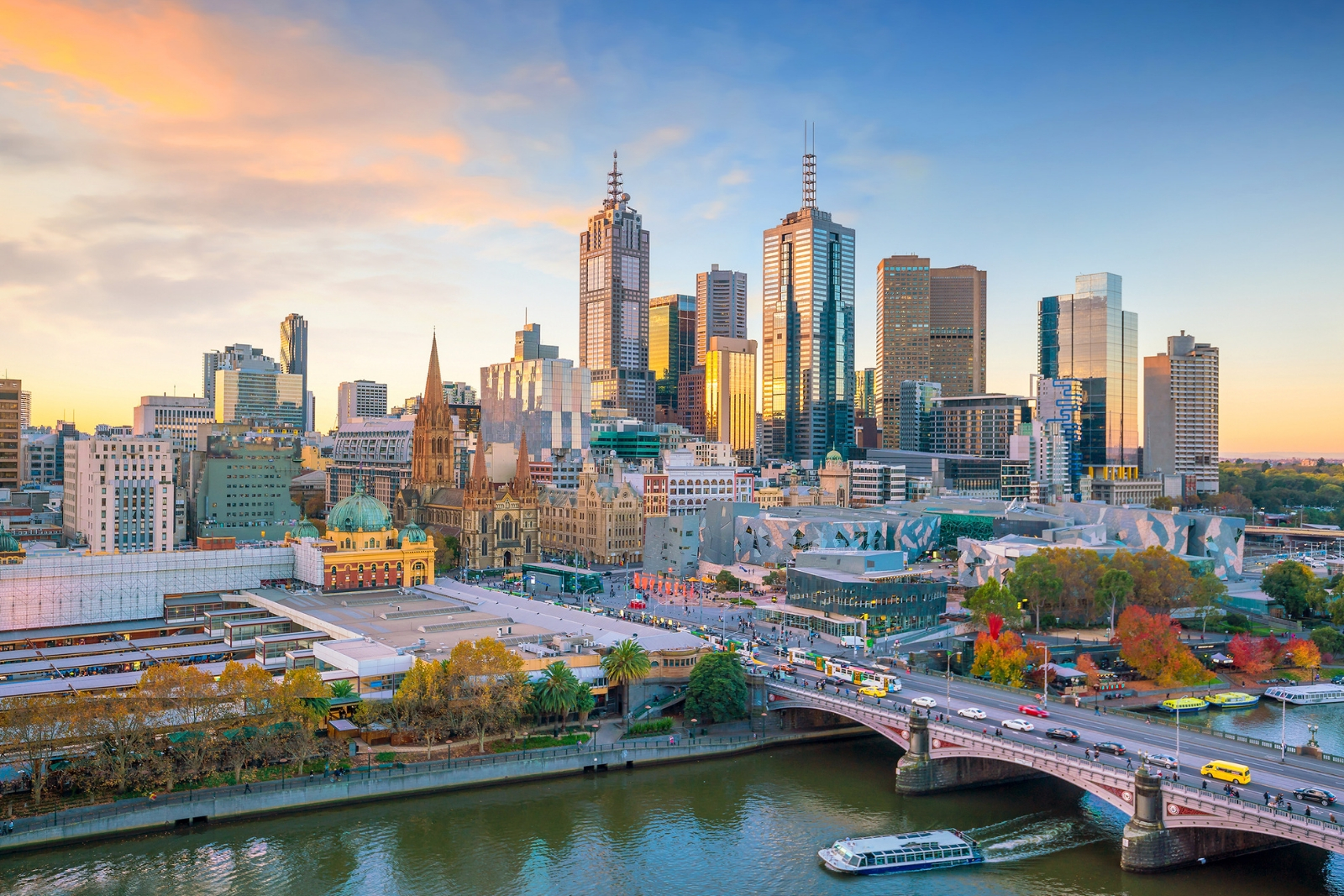 The Ultimate Melbourne Getaway