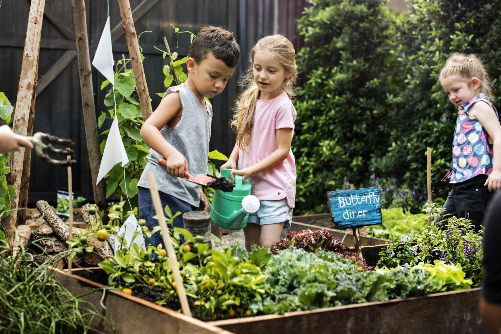 Planting the Seed for our Next Generation of Green Thumbs