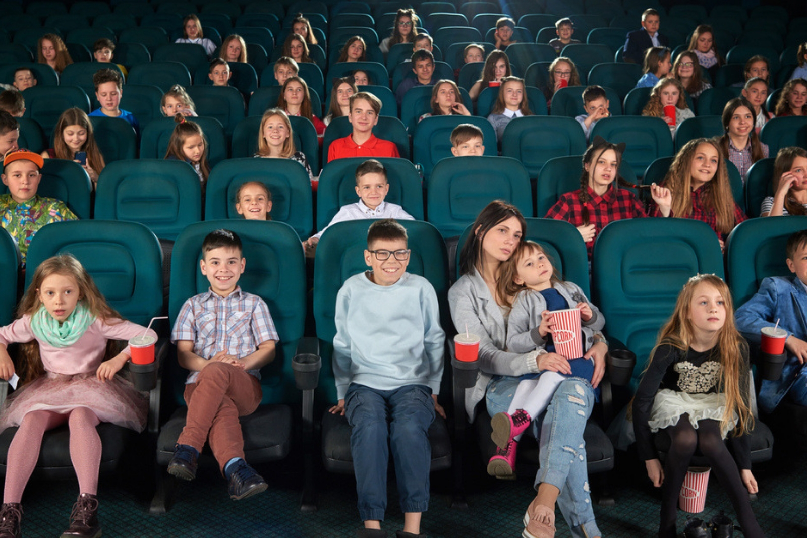 Is Your Kid haven's Next Movie Reviewer?