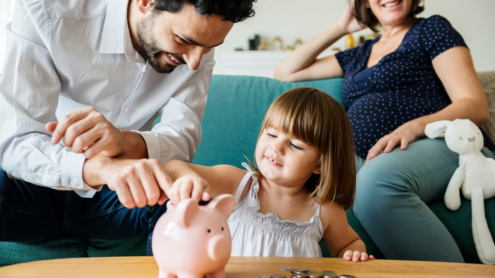 Introducing your kids to money