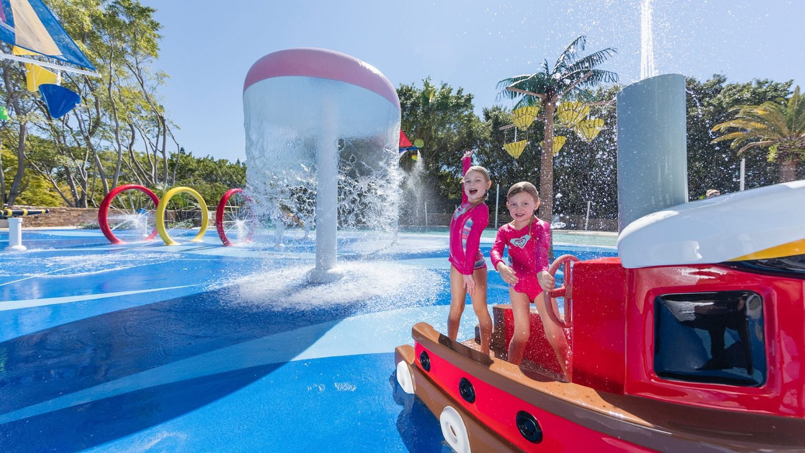 WIN // A Water Park Party for 10 at Royal Pines Resort