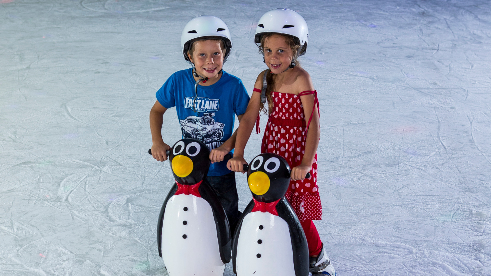 WIN // A Party for 10 at Planet Chill Ice-Skating Rink