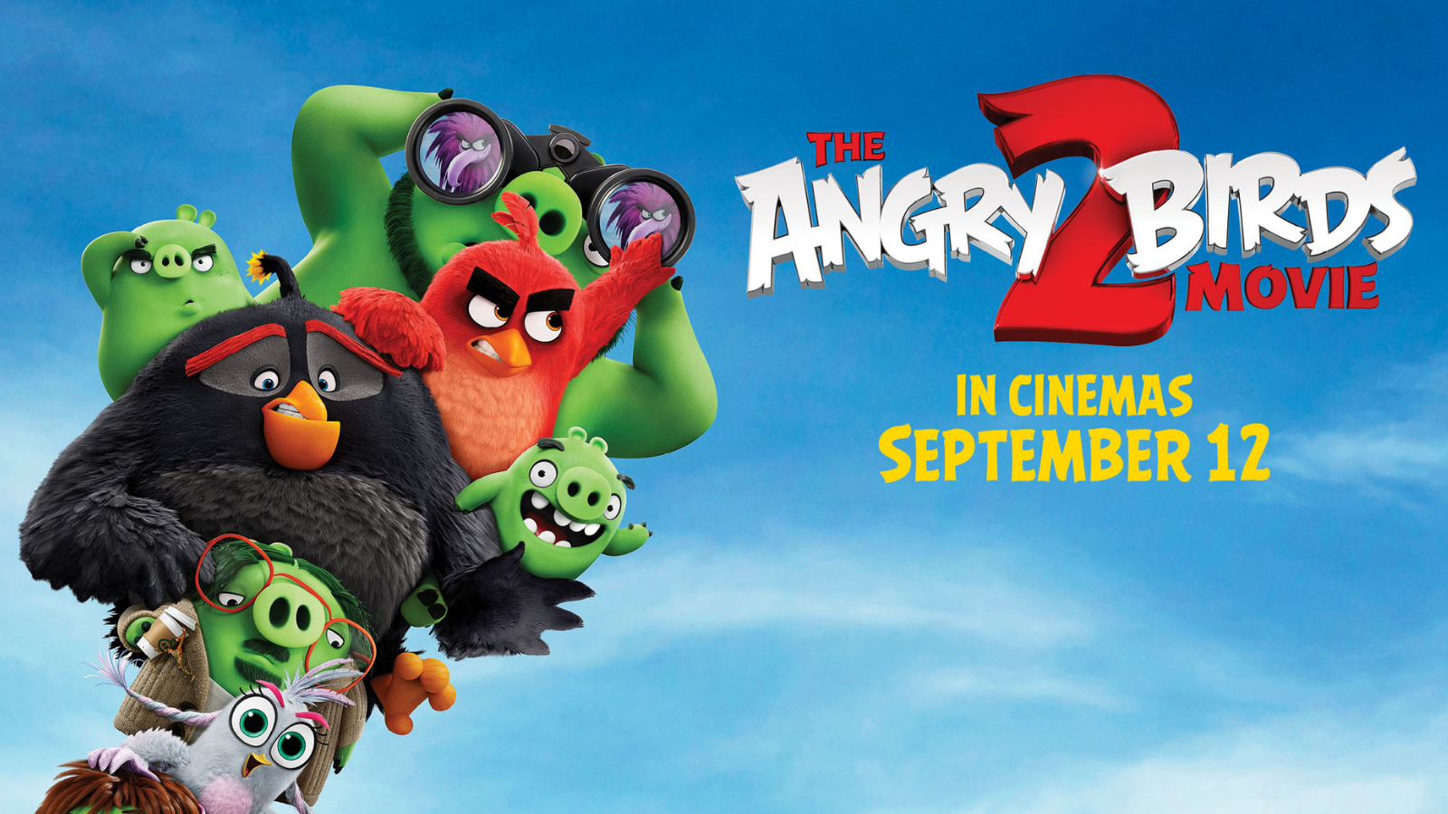 Free Angry Birds Show & Workshop