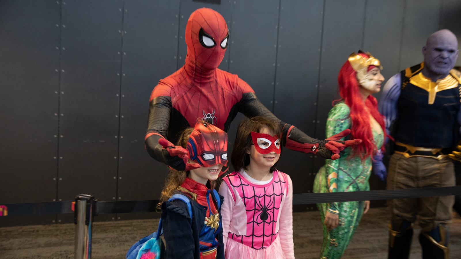 WIN // 1 of 2 Family Passes to Oz Comic-Con