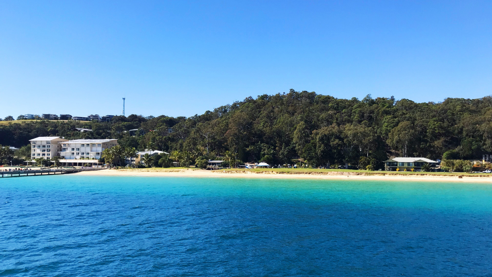 Our Tangalooma Getaway