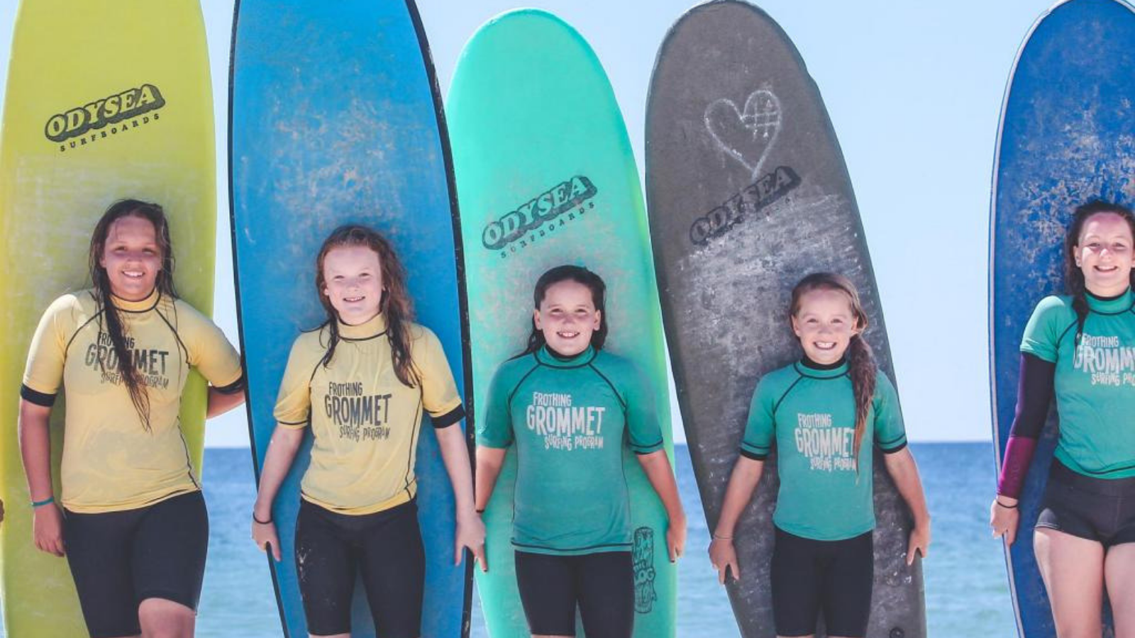 WIN // A 5-Day School Holiday Surfing Program