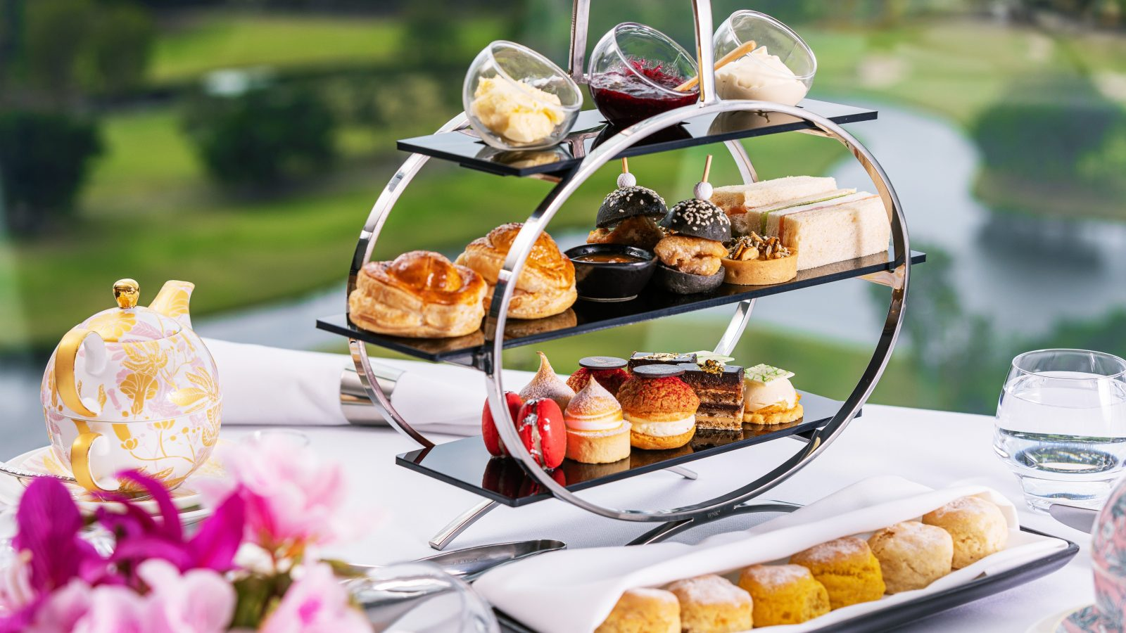 WIN // Sparkling High Tea for Two