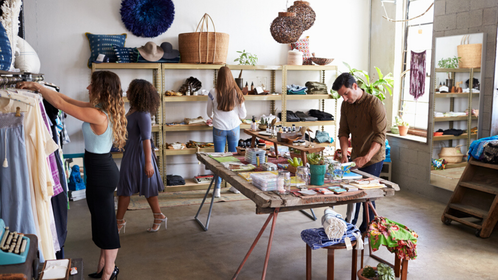 Where to Shop Locally