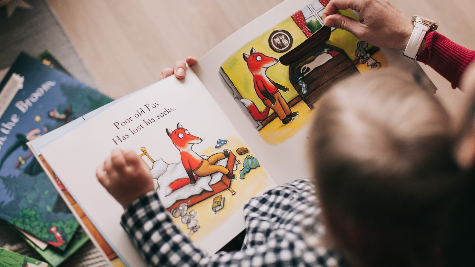 Book Ideas for the Kids' Christmas Stockings