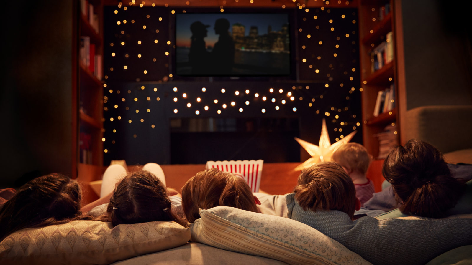 The best Netflix shows & movies to binge with the family