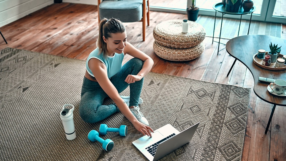 Pump up your home workouts