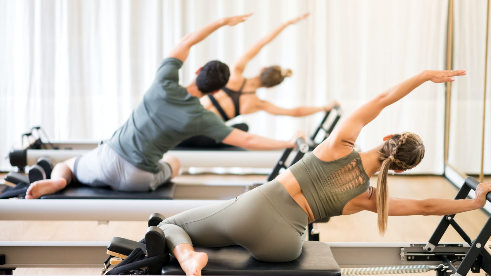 Post-iso fitness guide: Pilates