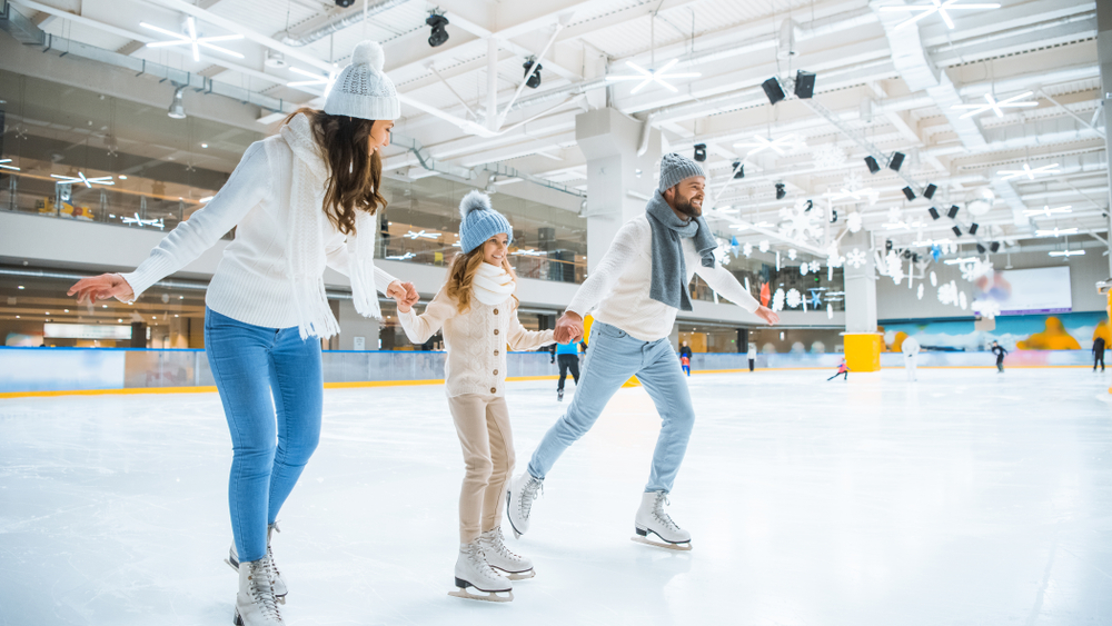 Where to ice skate this winter