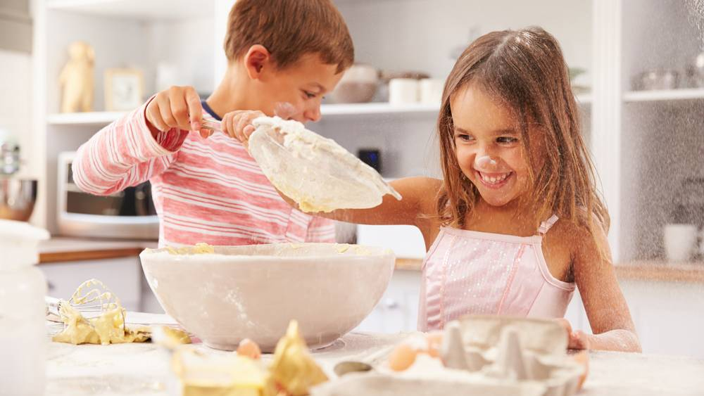 Get your bake on these school holidays