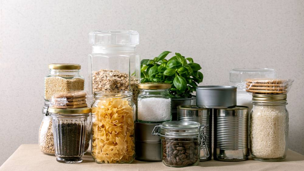 A dietitian's tips for healthier pantry staples