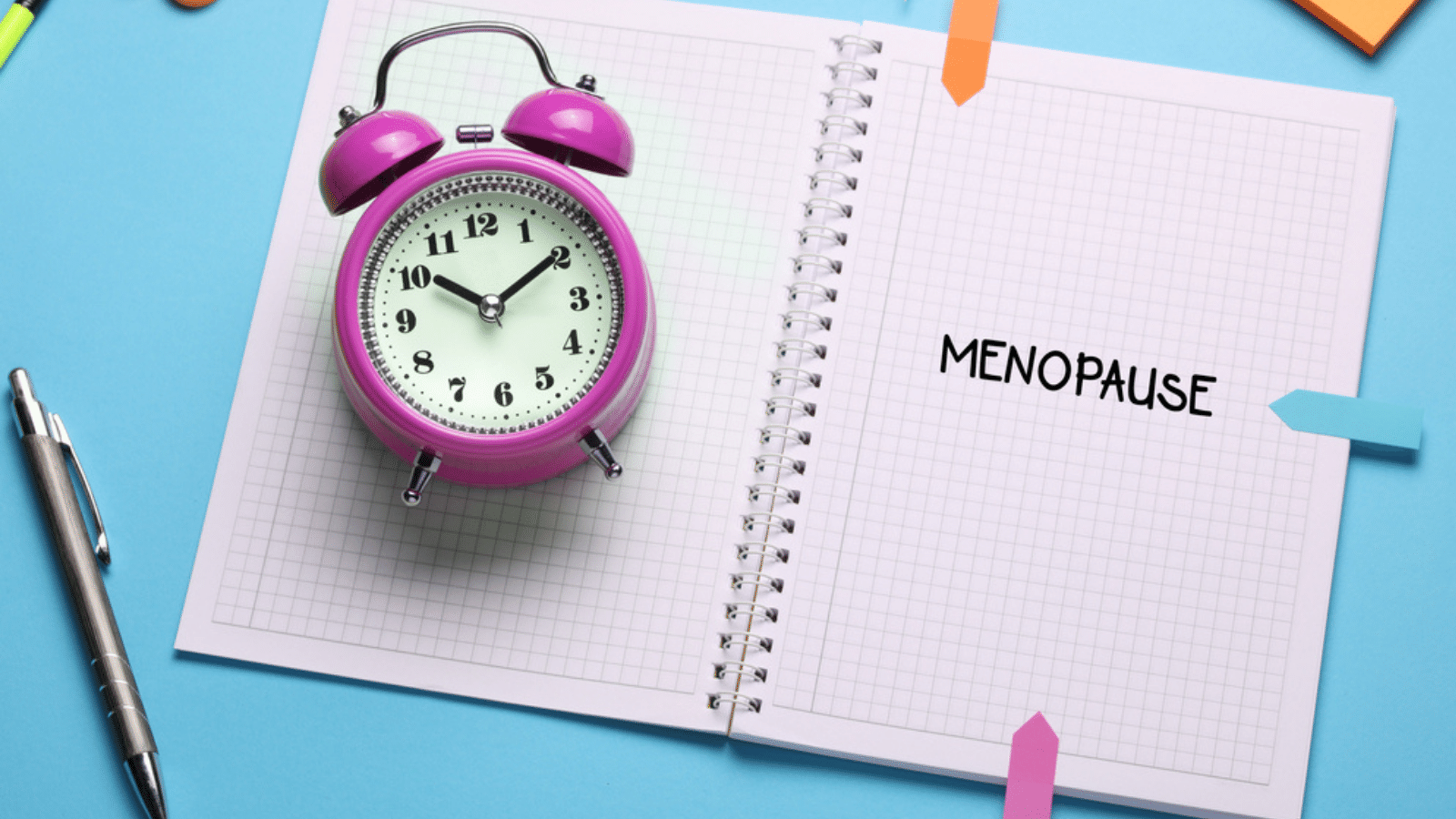 The low-down on menopause
